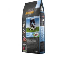 BELCANDO JUNIOR LAMB & RICE 15kg +ΔΩΡΟ ΛΙΧΟΥΔΙΕΣ