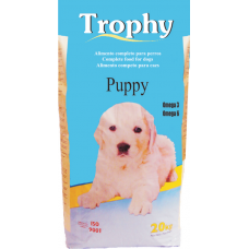 TROPHY PUPPY CHICKEN RICE 20kg