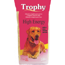 TROPHY HIGH ENERGY  20kg